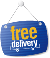 [FREE] Delivery