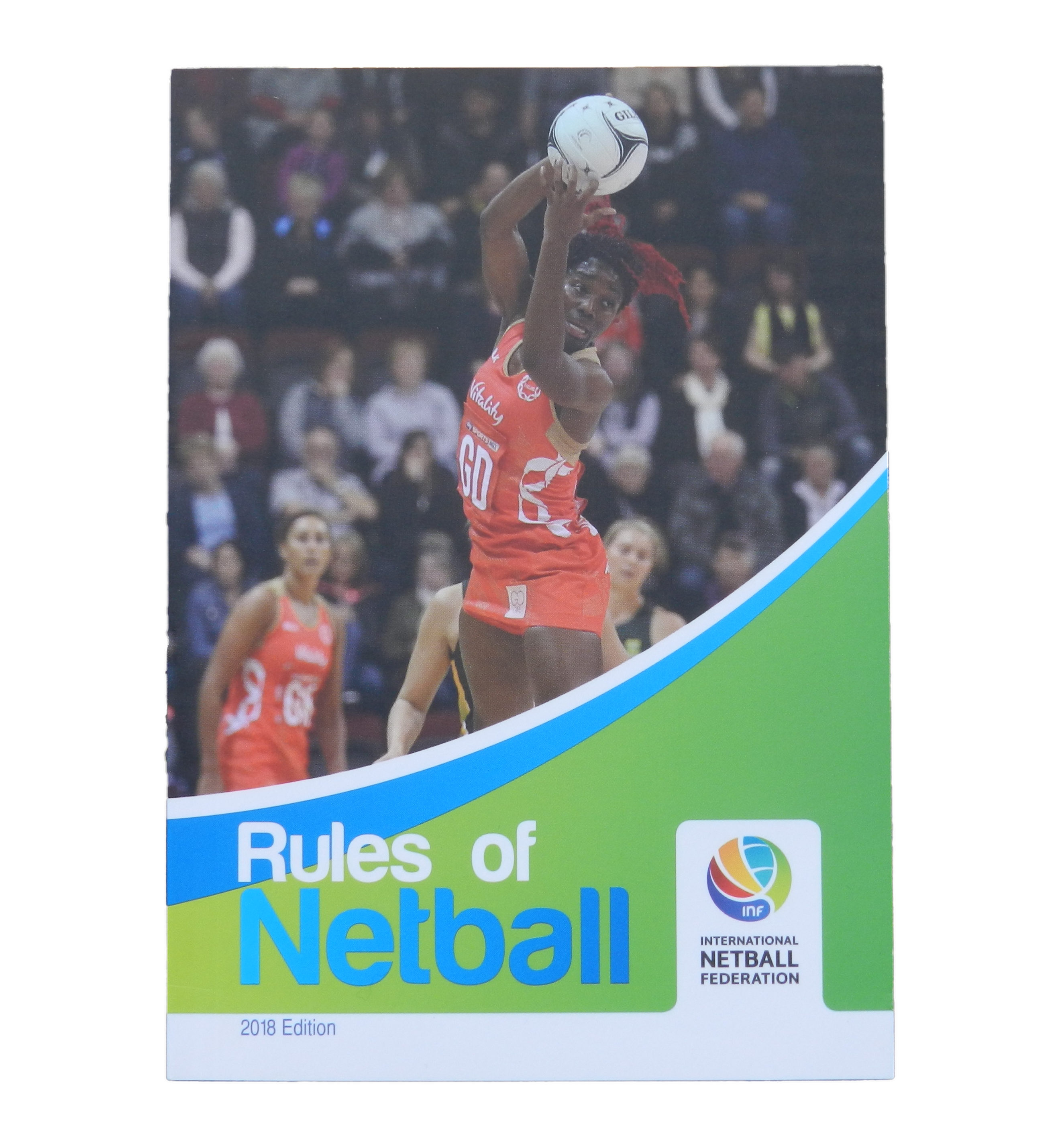 a2a24f9f1a7 RULES OF NETBALL BOOK 2018 EDITION