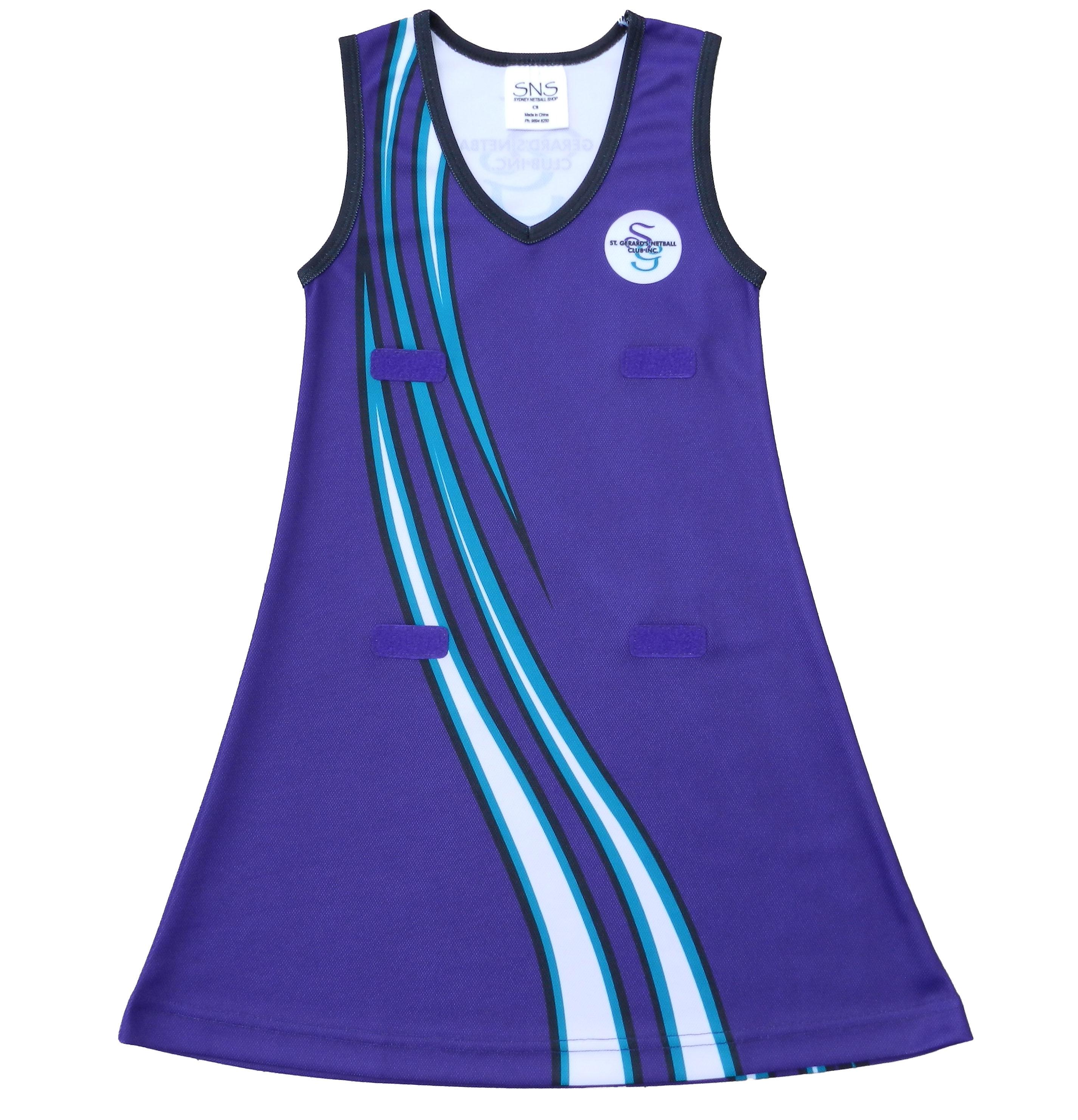 8d59d1ffadb St Gerards Netball Club – Sydney Netball Shop
